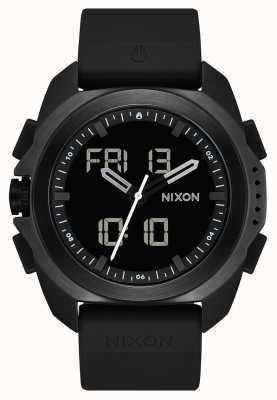 Nixon Ripley | noir | numérique | bracelet en tpu noir | A1267-000-00