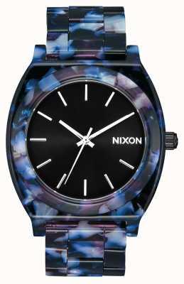 Nixon Time Teller acétate | noir / multi | cadran noir A327-2336-00