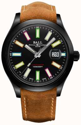 Ball Watch Company Edition limitée Engineer II Rainbow COSC Chronomètre Automatique 43mm Titane NM2028C-L28CJ-BK