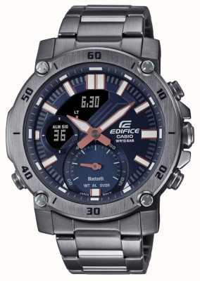 Casio Edifice | solaire dur | bracelet en acier inoxydable | ECB-20DC-1AEF