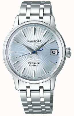 Seiko | présage | femmes | bracelet en acier inoxydable | cadran bleu | SRP841J1