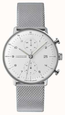 Junghans Max Bill Chronoscope 027/4003.48