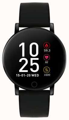 Reflex Active Montre intelligente série 5 | moniteur hr | écran tactile couleur | bracelet noir RA05-2022