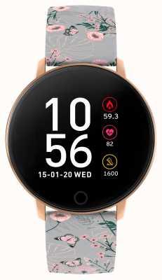 Reflex Active Montre intelligente série 5 | moniteur hr | écran tactile couleur | bracelet gris RA05-2064