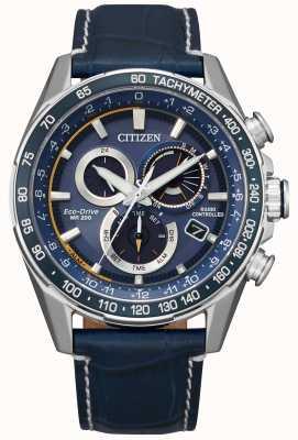 Citizen Chrono perpétuel eco-drive pour homme CB5918-02L