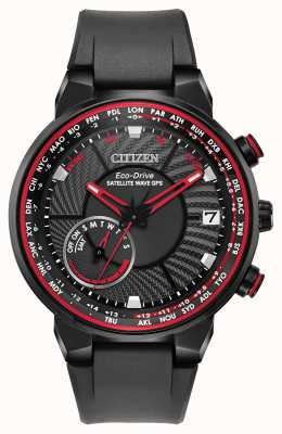 Citizen GPS satellite Wave Eco-Drive pour homme CC3039-08E