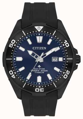 Citizen Homme Eco-Drive Promaster WR200 BN0205-10L