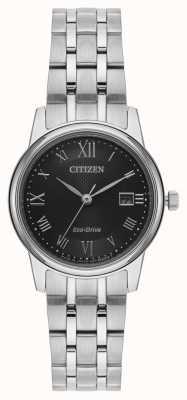 Citizen Bracelet en argent eco-drive pour femme EW2310-59E