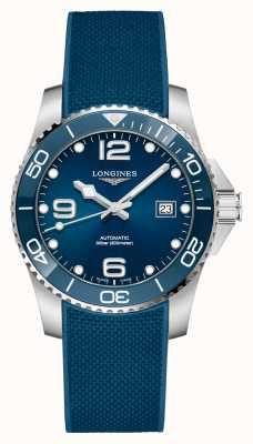 Longines Bracelet Homme Hydroconquest Bleu Automatique 41mm L37814969