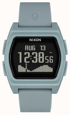 Nixon Rival | brouillard coloré | numérique | bracelet en silicone couleur brume A1310-5035