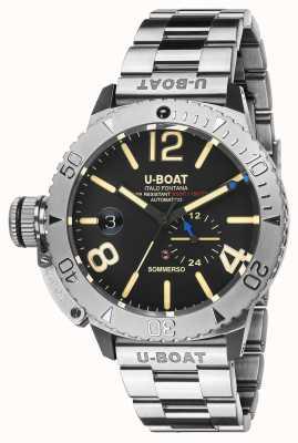 U-Boat Bracelet Sommerso en acier inoxydable 9007/A/MT