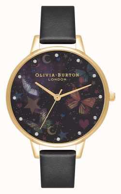 Olivia Burton Demi Night Garden Butterflies en cuir vegan OB16WG82