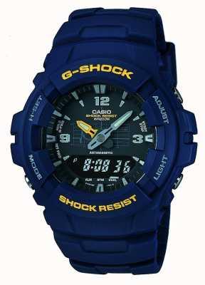 Casio G-choc chronographe G-100-2BVMUR
