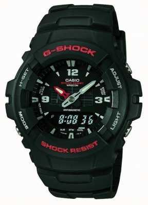 Casio Chronographe G-shock g-100-1bvmes G-100-1BVMUR