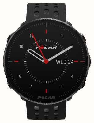 Polar Vantage m2 | bracelet en silicone noir / gris 90085160