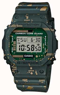Casio G-shock | garde de noyau de carbone | bracelets et lunette interchangeables DWE-5600CC-3ER