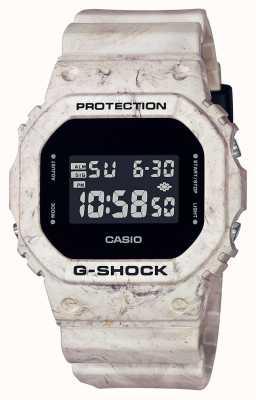 Casio G-shock | marbre ondulé utilitaire | affichage numérique DW-5600WM-5ER