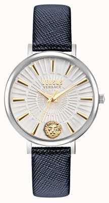 Versus Versace Versus montre femme bracelet en cuir mar vista VSP1F0121
