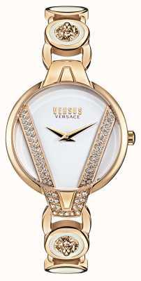 Versus Versace | saint germain petite | ensemble de cristal | bracelet en or | VSP1J0221