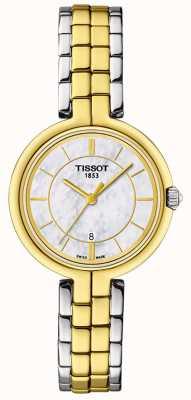 Tissot Cadran T-Lady Flamingo Nacre T0942102211101