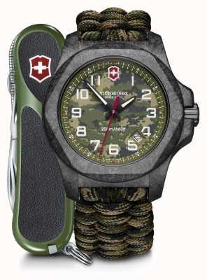 Victorinox Swiss Army Inox carbone édition limitée 241927.1