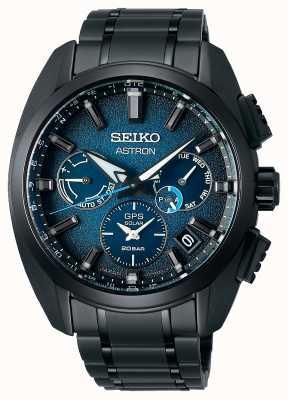 Seiko Cadran bleu édition limitée Astron global active ti SSH105J1