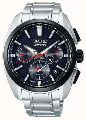 Seiko Astron global active ti cadran noir SSH103J1