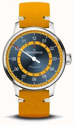 MeisterSinger Perigraph édition limitée jaune moelleux S-AM1025