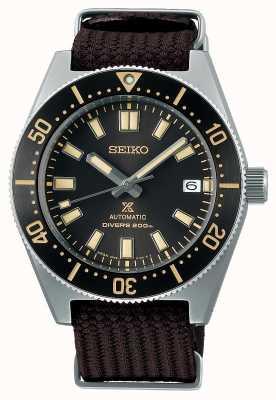 Seiko Prospex | montre automatique saphir réédition 1965 du premier plongeur japonais SPB239J1