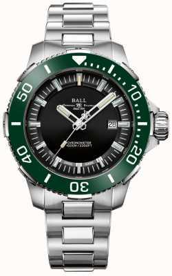 Ball Watch Company Montre Deepquest à cadran vert en céramique DM3002A-S4CJ-BK