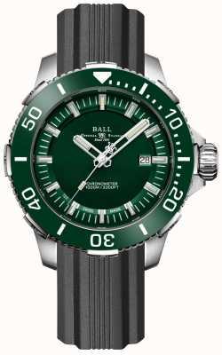 Ball Watch Company Montre Deepquest lunette céramique cadran vert DM3002A-P4CJ-GR