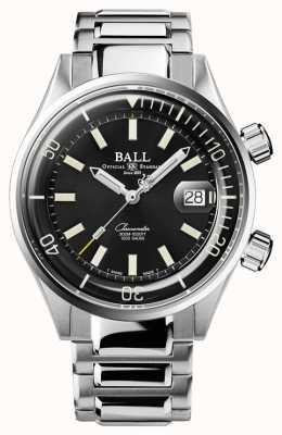 Ball Watch Company Montre chronomètre de plongée cadran noir DM2280A-S1C-BK