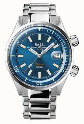 Ball Watch Company Ingénieur master ii plongeur chronomètre cadran bleu DM2280A-S1C-BE
