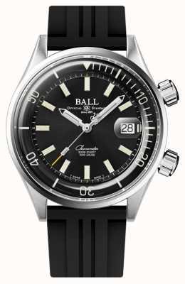 Ball Watch Company Ingénieur master ii plongeur chronomètre cadran noir DM2280A-P1C-BK