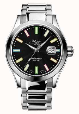 Ball Watch Company Chronomètre Marvelight (43mm) - édition attentionnée NM9028C-S29C-BK