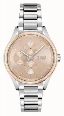 BOSS | grand cours | sport luxe | bracelet en acier inoxydable | 1502604