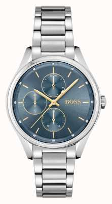 BOSS Grand parcours sport lux | bracelet en acier inoxydable 1502583