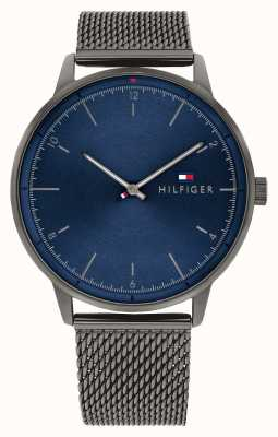 Tommy Hilfiger Coffret montre et bracelet pour homme Hendrix 2770112