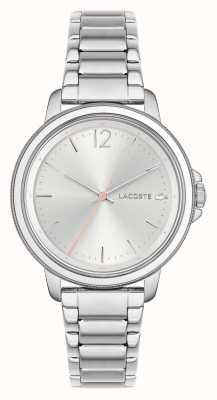 Lacoste Montre bracelet en acier inoxydable pour femme Slice 2001200