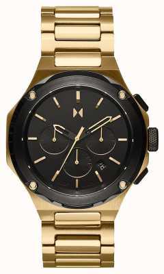 MVMT Bracelet Raptor sunflare doré en acier inoxydable 28000150-D