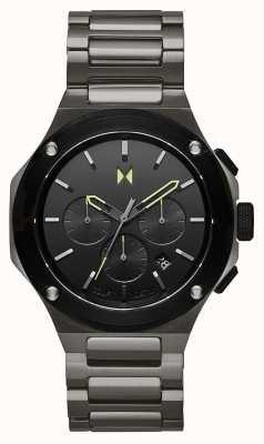 MVMT Bracelet Raptor étoile noire en acier inoxydable 28000151-D