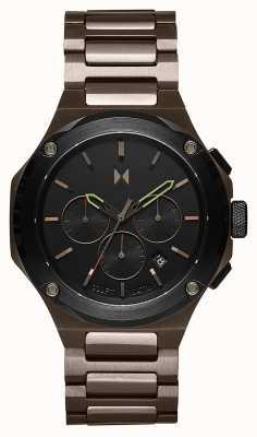 MVMT Bracelet Raptor dune taupe en acier inoxydable 28000152-D