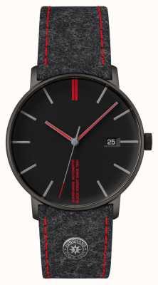 Junghans Formez une montre à cadran noir édition 160 27/4131.00