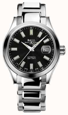 Ball Watch Company Hommes | ingénieur iii | merveille | acier inoxydable | cadran noir NM2026C-S10J-BK