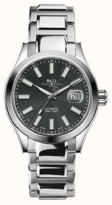 Ball Watch Company Hommes | ingénieur ii marvelight | automatique | acier inoxydable | cadran gris NM2026C-S10J-GY