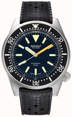 Squale Bracelet tropic automatique 1521 militaire pour hommes 1521MILIBL.HT
