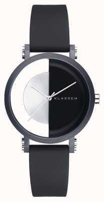 Klasse14 Bracelet en silicone noir Im arch 32 mm noir IM18BK007W