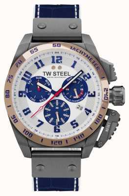 TW Steel Montre chronographe Damon Hill édition limitée TW1018
