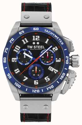TW Steel Montre chronographe édition limitée Petter Solberg TW1019