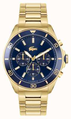 Lacoste Montre chronographe tie-break pour homme 2011151